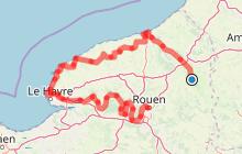 Le Tour de la Seine-Maritime à vélo