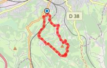 Circuit de Planchetorte - Chèvrecujols