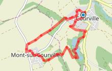 PR 40 Circuit des étangs de Courville