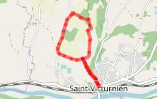 Chemin de Boireau
