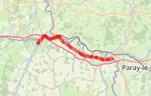 Voie verte Dompierre-sur-Besbre - Diou - Digoin