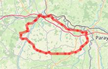Du val de Besbre au val de Loire ' variante par le Puy St-Ambroise