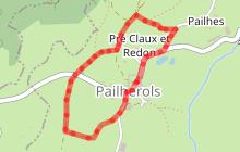 Le Sentier du Colporteur à Pailherols