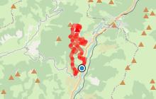 Le Puy Griou à St Jacques