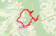 AU COEUR DE LA BATAILLE DE VERDUN