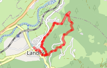Circuit du Bief Trail