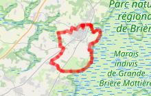 Entre Mès et Brière, d'un marais à l'autre - Saint-Lyphard