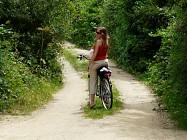 Itinéraire cyclable entre Saint Philbert de Bouaine et Rocheservière