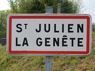 Patrimoine rural à Saint-Julien-la-Genète
