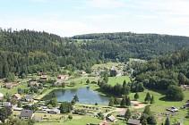 Circuit n°2: Sentier de la source de la Bièvre,  proposé par la Chorale St Léon.