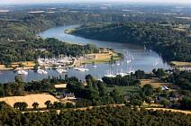 Nivillac: Circuit 18 du Site VTT-FFC La Roche-Bernard (OFFICIEL)