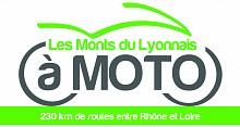 Les Monts du Lyonnais à moto