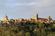 Découverte de Vézelay