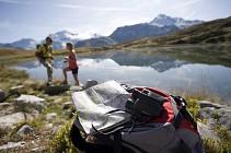 Itinéraire de randonnée : Le Lac du Carroley