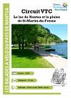Circuit VTC : lac de Nantua et plaine de Saint-Martin-du-Fresne