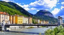 Les cols autour de Grenoble