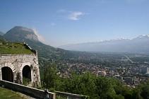 Les forts de la Bastille et du Saint-Eynard