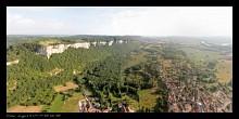 Tour du plateau de Larina