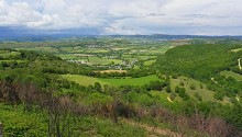 La vallée de l'Olip