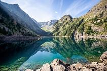 Randonnée au Lac Lauvitel