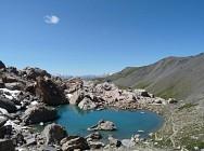 EldoradoRando - Le lac des neuf couleurs