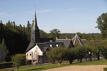 Randonnée sur le chemin de la Guinguette, Tourville sur Pont Audemer 27500