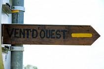 Randonnée sur le chemin du vent d'Ouest, Saint Symphorien 27500