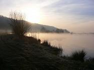randonnée du parc des étangs - Boucle de Saint Germain village, 27500