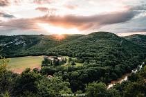 Circuit des Saveurs : Coteaux et Vallée de l'Aveyron