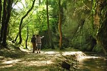 Rando pédestre : Gorges de Roches Corbière
