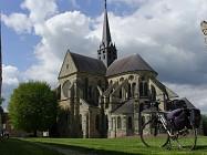 le parcours santé d' Orbais l'abbaye