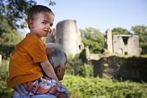 Le château de Ranrouët - Herbignac