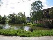 Circuit touristique des mares et des étangs autour de Pont Audemer 27500 Normandie