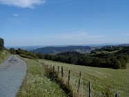 Circuit Moto en Haut Beaujolais